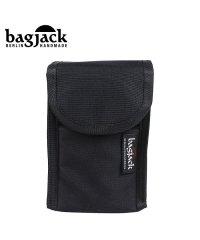 bagjack バッグジャック ポーチ 小物入れ ベルトポーチ メンズ レディース NEXT LEVEL STEALTH TEC CARGO BAG ブラック