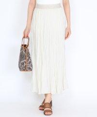 FENNEL(フェンネル) 【手洗い可】フレンチリネンロングスカート