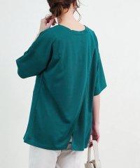 【2020新作】カットポンチ 2wayオーバーラップTシャツ mitis SS