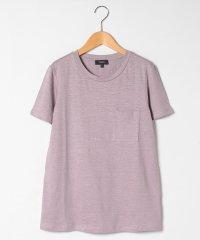 Tシャツ FLEX LINEN EASY PCKT TEE