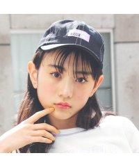 ニコ☆プチ6月号掲載 |配色ステッチキャップ