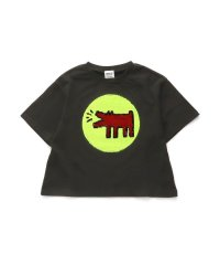 Keith-Haring(キース・へリング)Tシャツ(DOG)