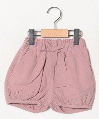 リボンつきバルーンパンツ