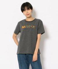 アフリカ プリントティーシャツ/ AFRICA PRINT T-SHIRT