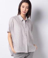 【SOMELOS】リネンシャツ