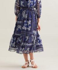 【ITALY FABRIC】【ウォッシャブル】PRISCILLAスカート