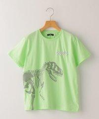 SHIPS KIDS:ティラノサウルス プリント TEE(145~160cm)