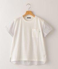 SHIPS KIDS:コンビ ポケット TEE(145~160cm)