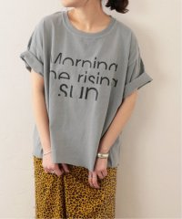 【THE DAY ON THE BEACH / ザ・デイ・オンザビーチ】CUT OFF TEE:Tシャツ◆3