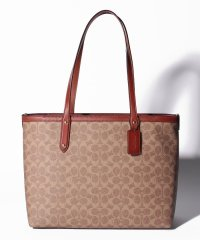 【COACH】Central Tote With Zip