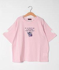 リトルポニー衿レースTシャツ