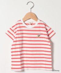 【lagom】【Disney】ドナルドダック/ボーダーTシャツ