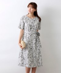 【Precious Collection】AUGUST ROSE EMBROIDERYワンピース