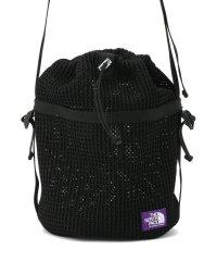 THE NORTH FACE PURPLE LABEL/ザ・ノースフェイス パープルレーベル Mesh Bucket Shoulder Bag メッシュバケット