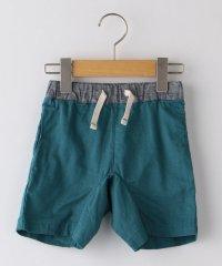 SHIPS KIDS:綿麻 無地 ショーツ(80~90cm)