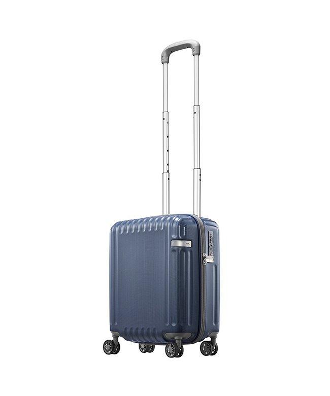 (ACE/エース)【5年保証】エース パリセイド2−Z スーツケース 機内持ち込み SSサイズ 22L 軽量 ace. TOKYO 06721/ユニセックス ネイビー