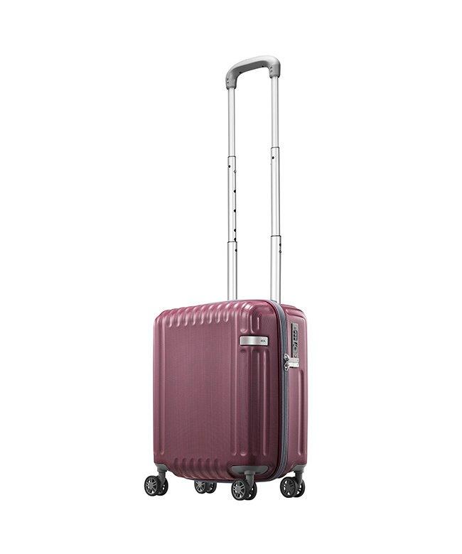 (ACE/エース)【5年保証】エース パリセイド2−Z スーツケース 機内持ち込み SSサイズ 22L 軽量 ace. TOKYO 06721/ユニセックス レッド