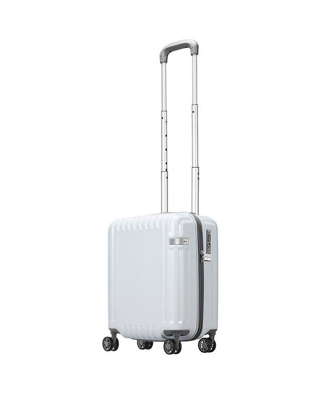 (ACE/エース)【5年保証】エース パリセイド2−Z スーツケース 機内持ち込み SSサイズ 22L 軽量 ace. TOKYO 06721/ユニセックス ホワイト