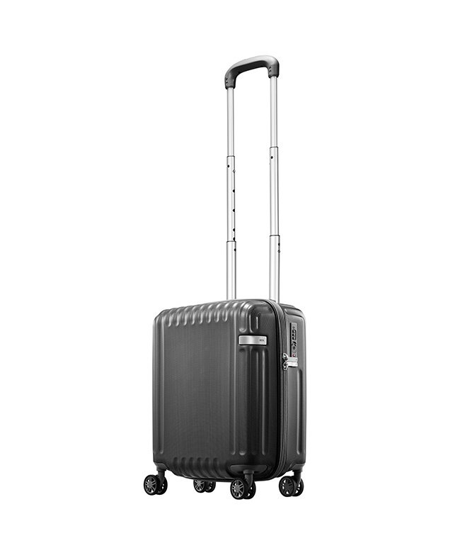 (ACE/エース)【5年保証】エース パリセイド2−Z スーツケース 機内持ち込み SSサイズ 22L 軽量 ace. TOKYO 06721/ユニセックス ブラック