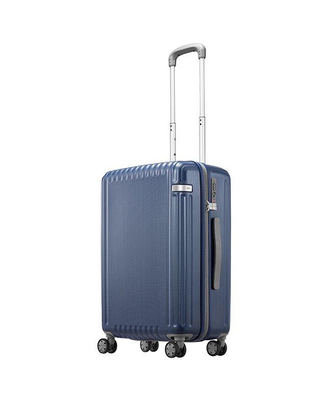 (ACE/エース)【5年保証】エース パリセイド2−Z スーツケース Mサイズ 45L 軽量 ace. TOKYO 06725/ユニセックス ネイビー