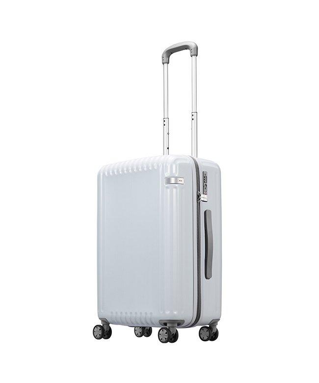 (ACE/エース)【5年保証】エース パリセイド2−Z スーツケース Mサイズ 45L 軽量 ace. TOKYO 06725/ユニセックス ホワイト