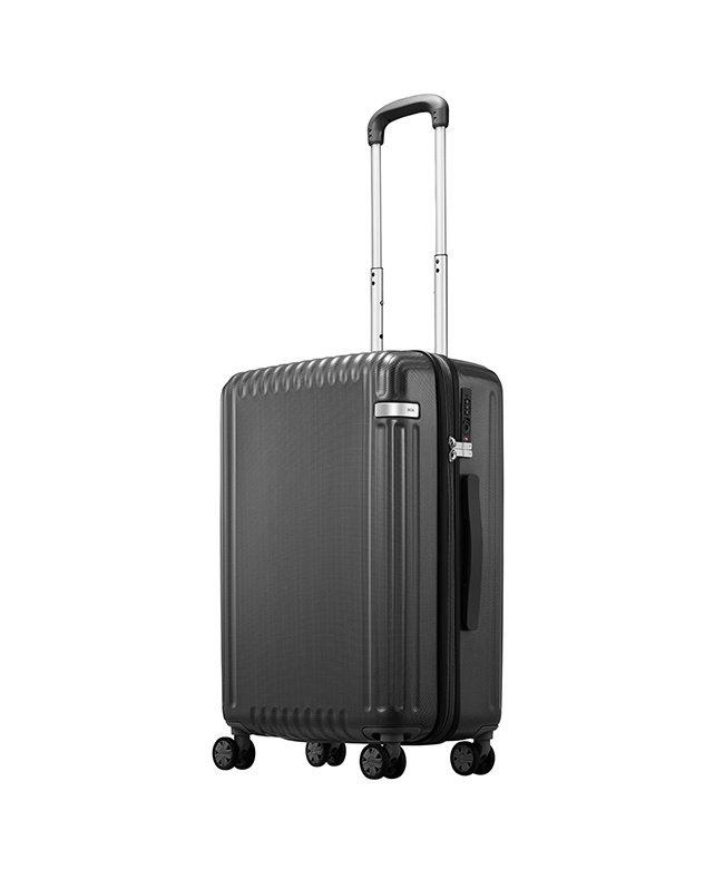 (ACE/エース)【5年保証】エース パリセイド2−Z スーツケース Mサイズ 45L 軽量 ace. TOKYO 06725/ユニセックス ブラック