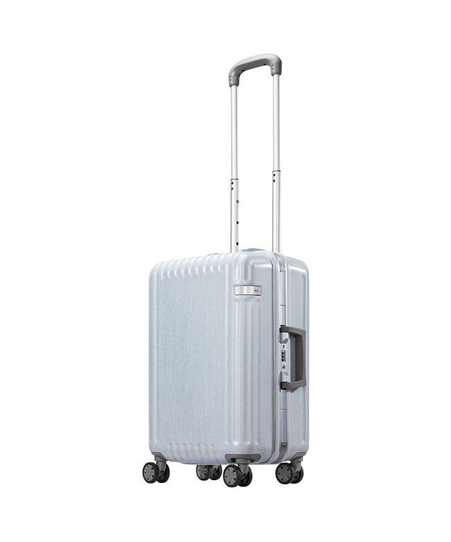 (ACE/エース)【5年保証】エース パリセイド2−F スーツケース 機内持ち込み Sサイズ 32L フレーム 軽量 ace. TOKYO 06731/ユニセックス ホワイト