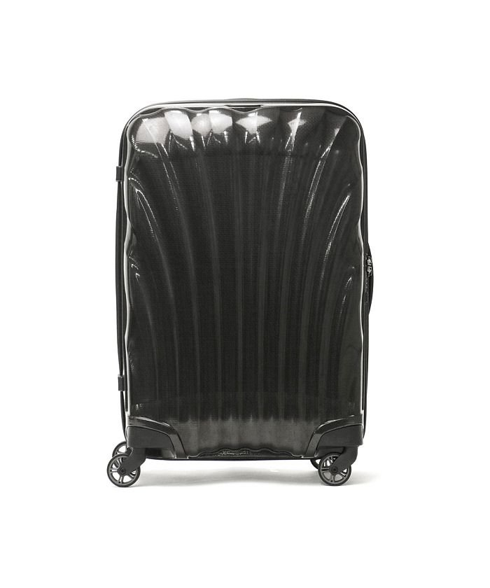 (Samsonite/サムソナイト)【日本正規品】サムソナイト スーツケース Samsonite Cosmolite Spinner 69 TSAロック 68L 5〜6泊 V22−306/ユニセックス ブラック