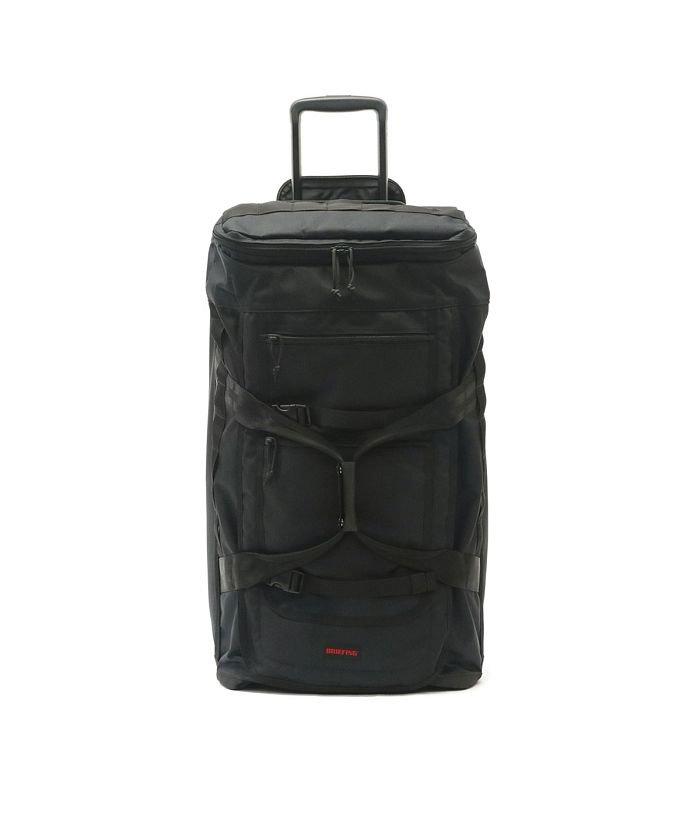 (BRIEFING/ブリーフィング)BRIEFING ブリーフィング JET TRIP COLLECTION JET TRIP D−1 スーツケース 80L BRA201C41/ユニセックス ブラック