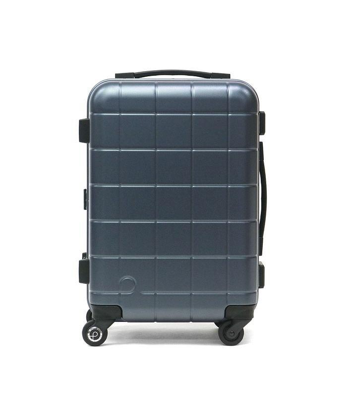 (PROTeCA/プロテカ)プロテカ スーツケース PROTeCA キャリーケース CHECKER FRAME チェッカーフレーム 機内持ち込み 35L 1泊 2泊 エース 00141/ユニセックス ブルー