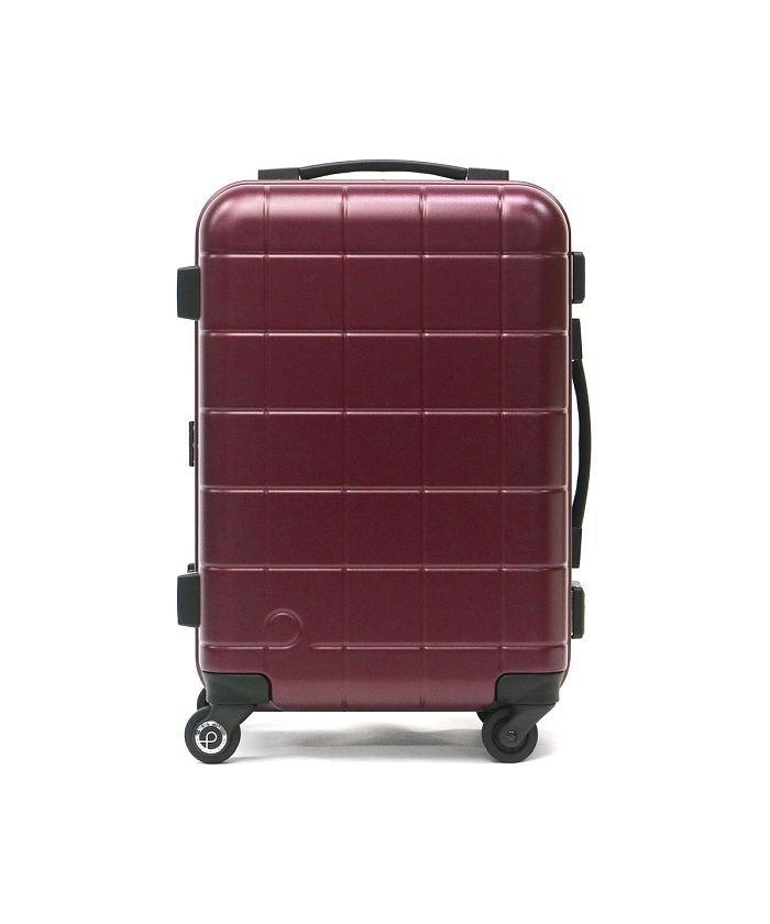 (PROTeCA/プロテカ)プロテカ スーツケース PROTeCA キャリーケース CHECKER FRAME チェッカーフレーム 機内持ち込み 35L 1泊 2泊 エース 00141/ユニセックス ワイン