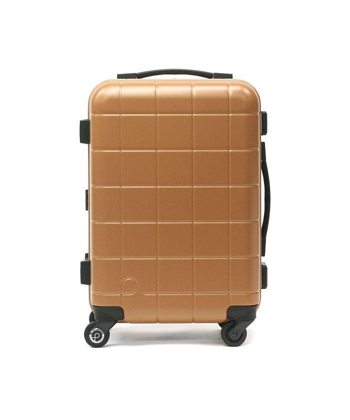 (PROTeCA/プロテカ)プロテカ スーツケース PROTeCA キャリーケース CHECKER FRAME チェッカーフレーム 機内持ち込み 35L 1泊 2泊 エース 00141/ユニセックス ライトブラウン