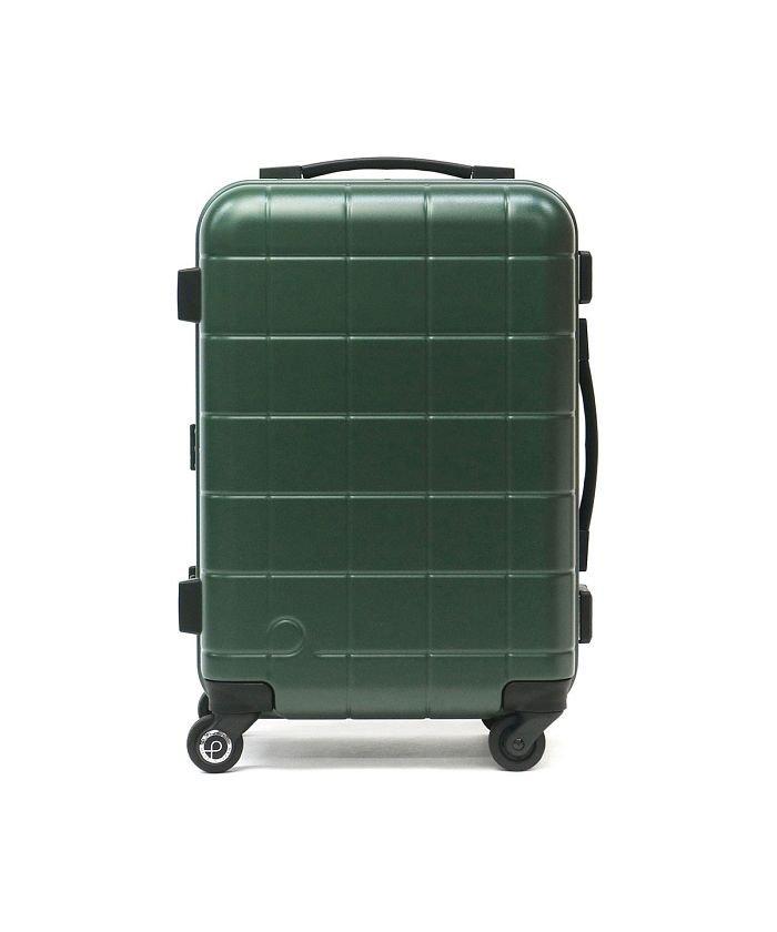 (PROTeCA/プロテカ)プロテカ スーツケース PROTeCA キャリーケース CHECKER FRAME チェッカーフレーム 機内持ち込み 35L 1泊 2泊 エース 00141/ユニセックス グリーン