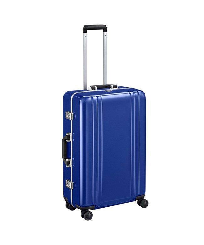 (KABANNOSELECTION/カバンノセレクション)ゼロハリバートン スーツケース 56L Mサイズ ZERO HALLIBURTON Classic Polyca 2.0 エース 8056300/ユニセックス ブルー