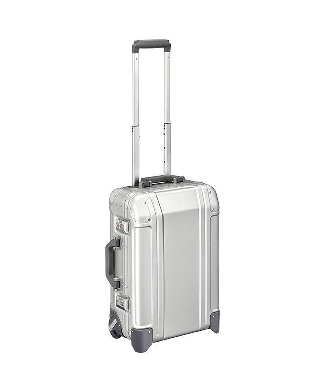 (KABANNOSELECTION/カバンノセレクション)ゼロハリバートン スーツケース 機内持ち込み Sサイズ 31L 二輪 アルミ ZERO HALLIBURTON エース 9425400/ユニセックス シルバー