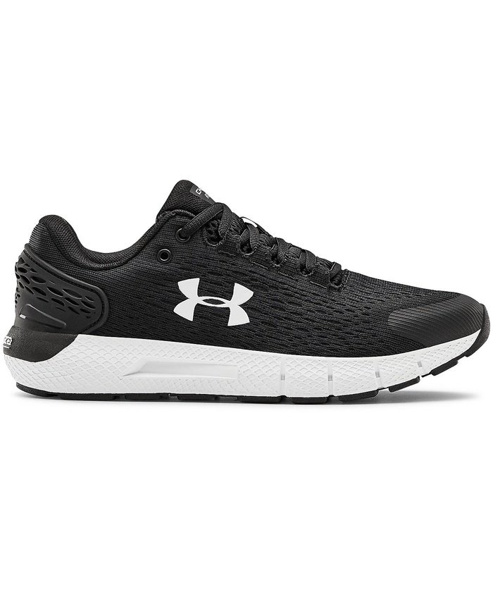 (UNDER ARMOUR/アンダーアーマー)アンダーアーマー/レディス/20F UA W CHARGED ROGUE 2 D/レディース BLK/WHT/WHT