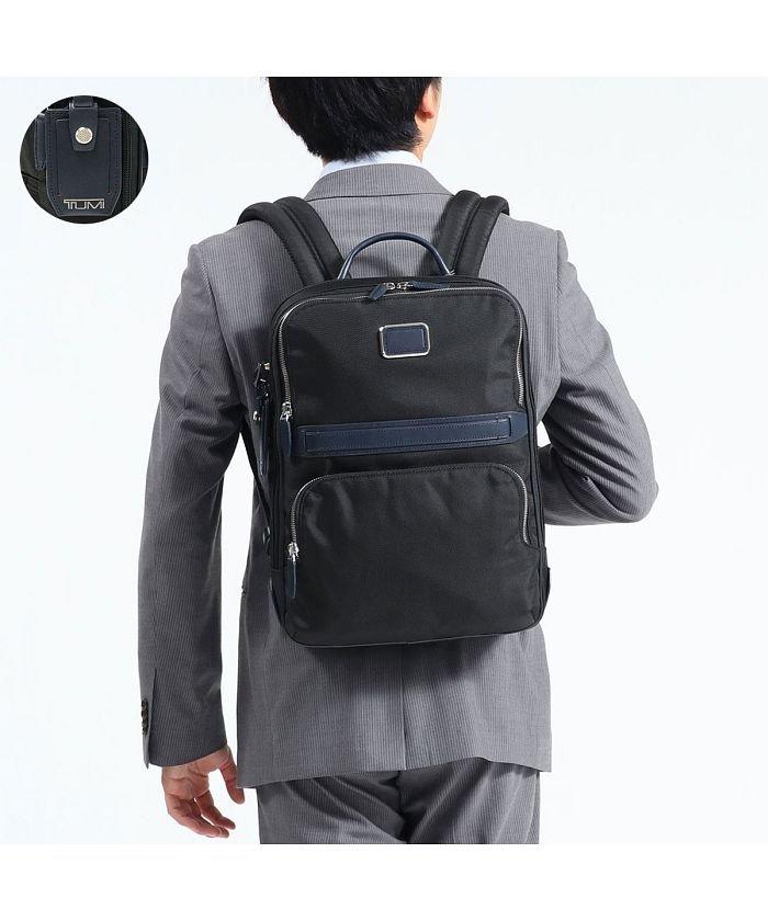 (TUMI/トゥミ)【日本正規品】トゥミ リュック TUMI ビジネスバッグ JARVIS スリム・バックパック Slim Backpack 薄型 通勤 0682404/ユニセックス ブラック