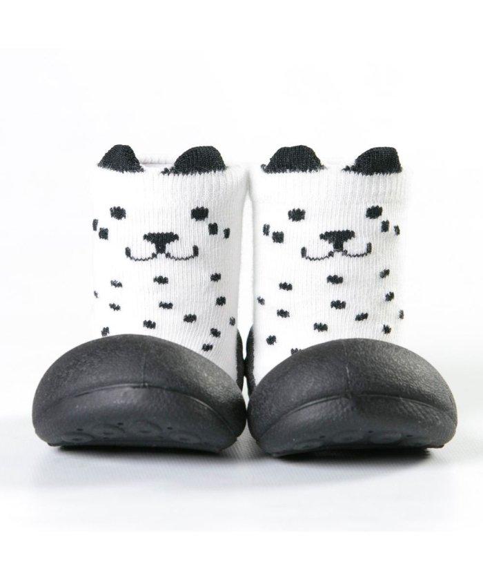 (FOOT PLACE/フットプレイス)アティパス Attipas ベビー 靴下 シューズ プレゼント ギフト AP−2700/キッズ ホワイト