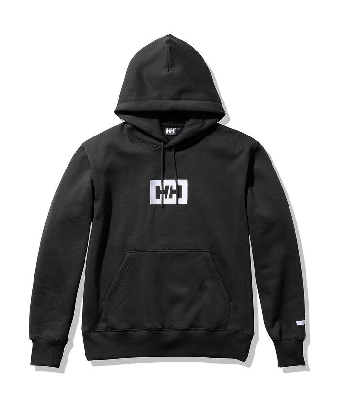 (HELLY HANSEN/ヘリーハンセン)ヘリーハンセン/HH Logo Sweat Parka (HHロゴスウェットパーカ)/ユニセックス K