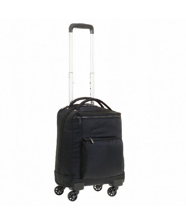 (ace. TOKYO/トーキョーレーベル)エース バスティーク2 スーツケース ソフトキャリー 機内持ち込み SSサイズ 19L 超軽量 ace. TOKYO 35311/ユニセックス ブラック