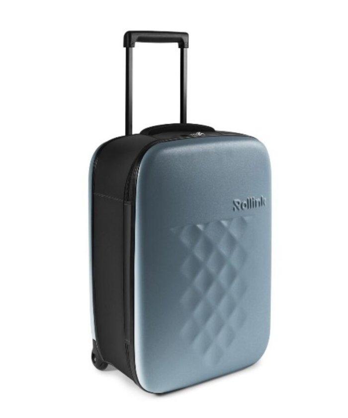 (TIMELESS COMFORT/タイムレスコンフォート)FLEXフォーダブルスーツケース/ユニセックス グレー(012)