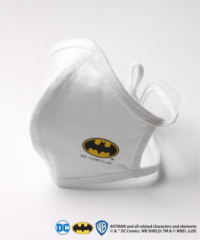 (ikka/イッカ)バットマンマスク/レディース ホワイト