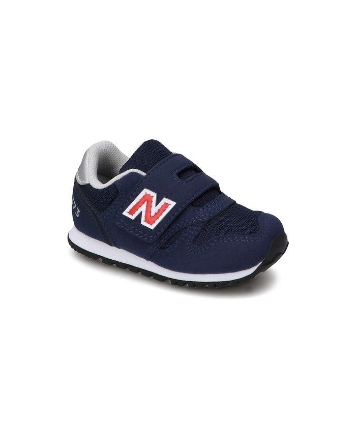 (New Balance/ニューバランス)ニューバランス/キッズ/IZ373CS2 W/キッズ NAVY