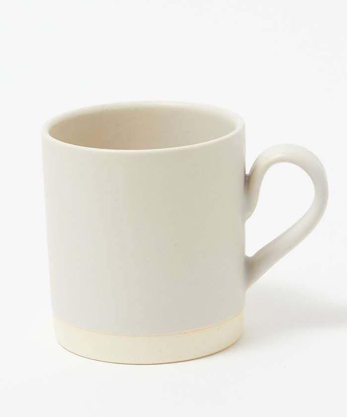(collex/コレックス)【SAKUZAN 作山】カラーマグカップ/レディース ホワイト