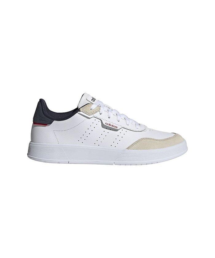 (adidas/アディダス)アディダス/メンズ/COURTROOK M/メンズ フットウェアホワイト/フットウェアホワイト/チョークホワイト