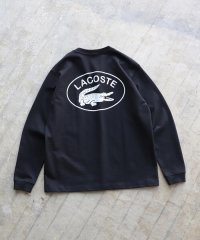 LACOSTE × BEAMS / 別注 Big Croco Long Sleeve T-shirt  503838780