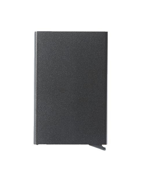 (BACKYARD/バックヤード)カードケース yy0460/ユニセックス ブラック