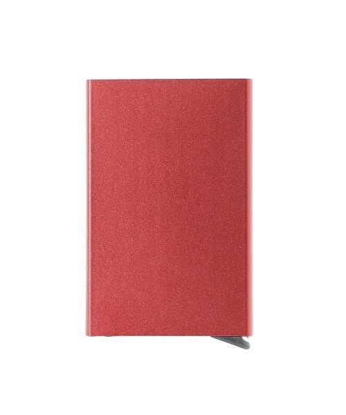(BACKYARD/バックヤード)カードケース yy0460/ユニセックス レッド