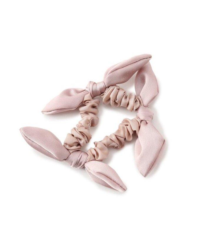 (Couture Brooch/クチュール ブローチ)【メニーリボンシリーズ】メニーリボンシュシュ/レディース ベビーピンク(071)