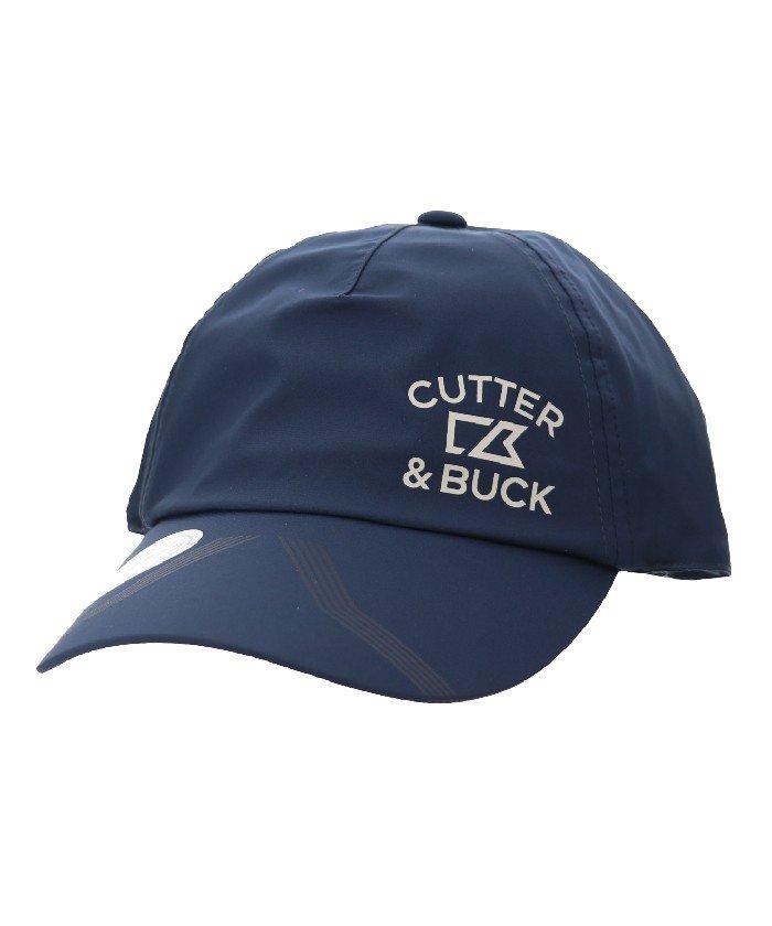 (CUTTER&BUCK/カッターアンドバック)ラップメイト式レインキャップ/メンズ ネイビー系